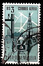 Buy VENEZUELA [1951] MiNr 0707 ( O/used ) Architektur