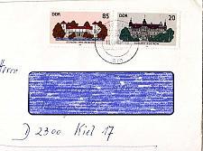 Buy GERMANY DDR [1986] MiNr 3032 ex ( Brief ) Bauwerke