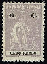 Buy Cape Verde #183A Ceres; Unused (3Stars) |CPV0183A-02XRS