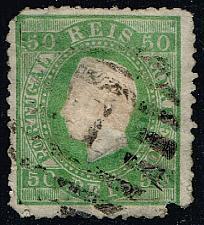 Buy Portugal #42 King Luiz; Used (0Stars) |POR0042-01XRP