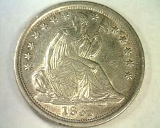 Buy 1839-O SEATED LIBERTY HALF DIME REPUNCHED 1 & 9 CHOICE ABOUT UNCIRCULATED CH. AU