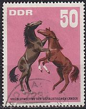Buy GERMANY DDR [1967] MiNr 1305 ( OO/used ) Tiere