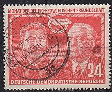 Buy GERMANY DDR [1951] MiNr 0297 ( OO/used ) [01]
