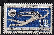 Buy SCHWEIZ SWITZERLAND [1932] MiNr 0255 ( O/used )