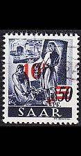 Buy GERMANY Saar [1947] MiNr 0235 II/I ( O/used ) [01]