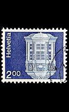 Buy SCHWEIZ SWITZERLAND [1974] MiNr 1038 w ( O/used ) Architektur