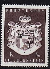 Buy LIECHTENSTEIN [1969] MiNr 0506 ( **/mnh ) Wappen