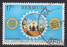Buy BERMUDA [1974] MiNr 0298 ( O/used )