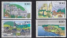Buy GERMANY BUND [1995] MiNr 1807-10 ( O/used ) Landschaft