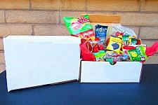 Buy New Box Mexican crate Candy Candies and chips No Custom Free Ship lot