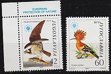 Buy JUGOSLAVIA [1985] MiNr 2100-01 ( **/mnh ) Tiere