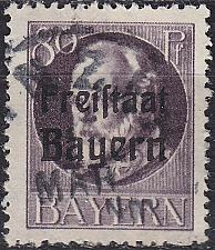 Buy GERMANY Bayern Bavaria [1919] MiNr 0164 A ( O/used )