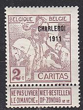 Buy BELGIEN BELGIUM [1911] MiNr 0082 III ( */mh )