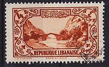 Buy LIBANON LEBANON LIBAN [1930] MiNr 0176 ( O/used )