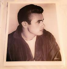 Buy Rare Vintage JAMES DEAN Hollywood Superstar 8 x 10 Promo Photo