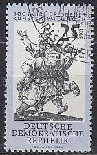 Buy GERMANY DDR [1960] MiNr 0792 ( O/used ) Kunst