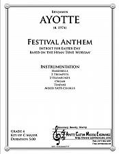 Buy Ayotte - Festival Anthem