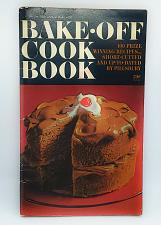 Buy Vintage 1967 Pillsbury Bake Off Pamphlet Cookbook