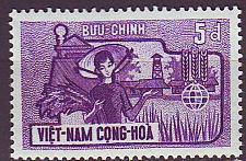 Buy VIETNAM SÜD SOUTH [1963] MiNr 0287 ( **/mnh )