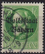 Buy GERMANY Bayern Bavaria [1919] MiNr 0117 A ( O/used )