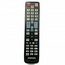 Buy Genuine Samsung TV Remote Control BN59-01076A Tested Working