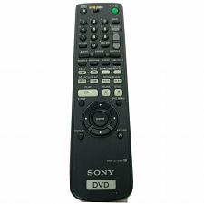 Buy Genuine Sony TV DVD Remote Control RMT-D129A Tested Works