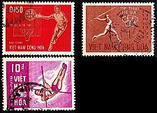 Buy VIETNAM SÜD SOUTH [1965] MiNr 0349 ex ( O/used ) [01] Sport