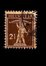 Buy SCHWEIZ SWITZERLAND [1924] MiNr 0198 ( O/used )