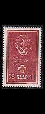 Buy GERMANY Saar [1950] MiNr 0292 ( */mh )