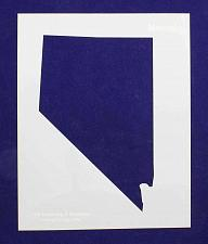 """Buy State of Nevada Stencil 14 Mil 8"""" X 10"""" Painting /Crafts/ Templates"""