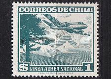 Buy CHILE [1959] MiNr 0550 x ( **/mnh ) Flugzeuge