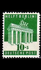 Buy GERMANY Alliiert AmBri [1948] MiNr 0101 A ( */mh )