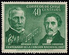 Buy Chile **U-Pick** Stamp Stop Box #155 Item 40 |USS155-40