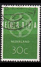 Buy NIEDERLANDE NETHERLANDS [1959] MiNr 0736 ( O/used ) CEPT