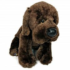 Buy Ganz Webkinz Brown Chocolate Labrador Dog Plush Stuffed Animal HM138 10""