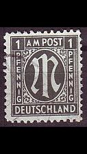 Buy GERMANY Alliiert AmBri [1945] MiNr 0016 A ( O/used )