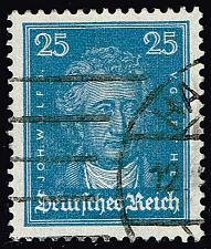 Buy Germany #358 Johann Wolfgang von Goethe; Used (3Stars) |DEU0358-04XRS