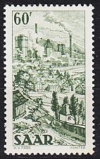 Buy GERMANY Saar [1949] MiNr 0287 ( **/mnh )