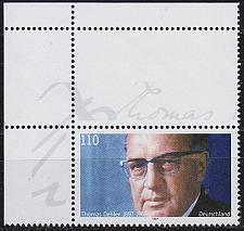 Buy GERMANY BUND [1997] MiNr 1963 L ( **/mnh ) mit Leerfeld