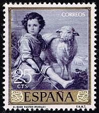 Buy Spain **U-Pick** Stamp Stop Box #154 Item 10  USS154-10