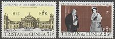 Buy [TC0196] Tristan da Cunha: Sc. no. 196-197 (1974) MNH Complete Set