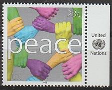 Buy [UN0837] UN NY: Sc. No. 837 (2003) MNH