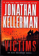Buy Victims (Alex Delaware) by Jonathan Kellerman 2012 Hardcover Book - Very Good