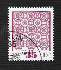 Buy Germany DDR Used Scott #1566 Catalog Value $.25