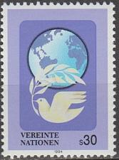 Buy [UV0169] UN Vienna: Sc. No. 169 (1994) MNH