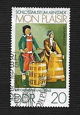 Buy Germany DDR Used Scott #1579 Catalog Value $.25
