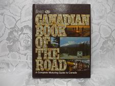 Buy Vintage 1979 Reader's Digest Canadian Book Of The Road Hardcover