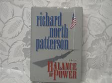 Buy Balance of Power Hardcover Fiction of Guns Politics and Law
