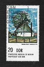 Buy Germany DDR Used Scott #1601 Catalog Value $.25