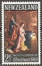 Buy [NZ0429] New Zealand: Sc. no. 429 (1969) MNH Single
